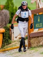 Le cavalier allemand, Peter Thomsen