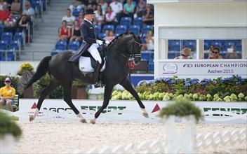 Le cavalier Matthias Rath