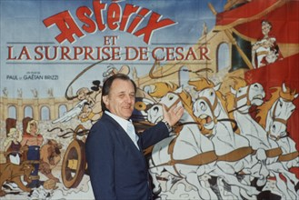 Albert Uderzo, 1986