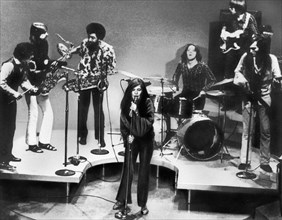Janis Joplin et le Kozmic Blues Band, 1969