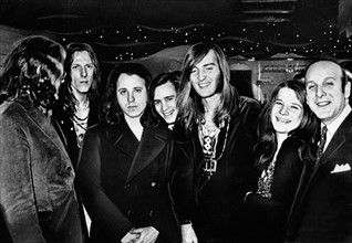 Janis Joplin et le Big Brother and the Holding Company, 1967