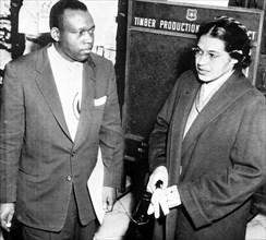 Mrs Rosa Parks