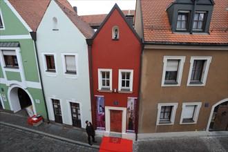Le plus petit hôtel du monde. Amberg (Allemagne)