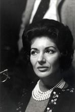 Maria Callas (17 janvier 1958)