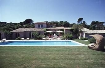 Maison d'Enrico Macias