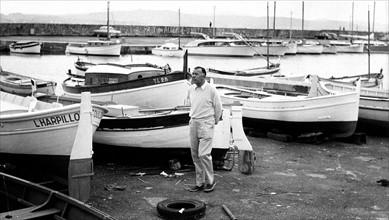 Le Prince Bertil de Suède, St Tropez