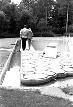 Yves Montand et Simone Signoret (1958)