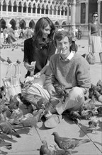 Jean-Paul Belmondo et Elodie Constantin