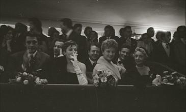 Madeleine Renaud, Jean-Louis Barrault et Jean Desailly (1958)