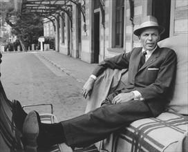 Franck Sinatra, 1958