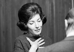 Maria Callas, 1961