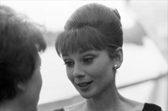 Audrey Hepburn, 1962