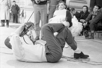 Audrey Hepburn, 1956