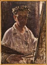 """Giovanni Forghieri (1898-1944), """"Self Portrait"""""""