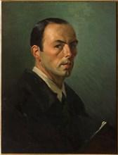 "Nereo Annovi, ""Self-Portrait"""
