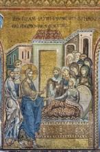 "Monreale, Duomo: ""Jesus brings back to life Jair's daughter"""