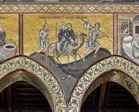 """Monreale, Duomo: """"Rebecca's journey"""""""
