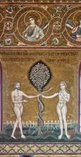"Monreale, Duomo: ""The original sin"""