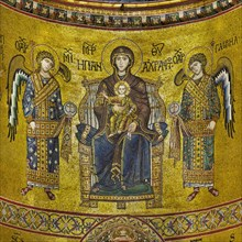 Monreale Cathedral, apse