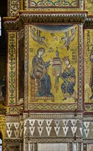 Monreale Cathedral, transept