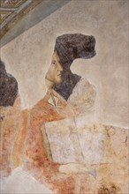 Oldest portrait of Dante Alighieri