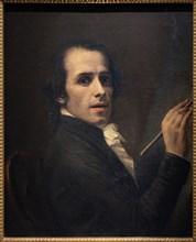 """Self portrait"", by Antonio Canova"