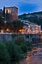 The Rovereto Castle