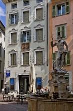 Rovereto, piazza Cesare Battisti
