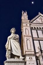 Piazza Santa Croce, in Florence