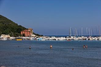 Baratti Gulf, Italy