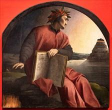 """""""Ritratto allegorico di Dante"""""""