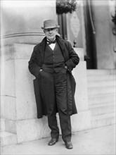 Thomas Edison, Portrait, Harris & Ewing, 1911