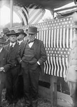 Thomas Edison, Portrait, USA, Harris & Ewing, 1916