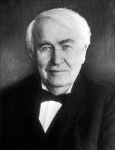 Thomas Alva Edison (1847-1931), Portrait