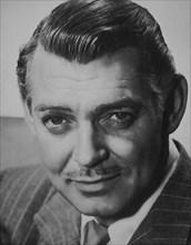Actor Clark Gable, Portrait, 1948