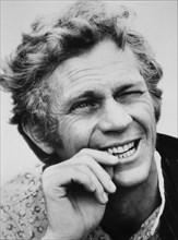 Actor Steve McQueen, Portrait, circa 1980