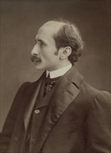 Edmond Rostand (1868-1918), French Poet and Dramatist , Portrait, 1910