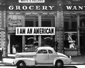 Japanese-American, racism, discrimination, World War II, historical,