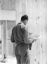man, occupations, new construction, historical,