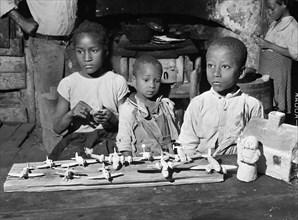 children, African-American ethnicity, rural, lifestyles, historical,
