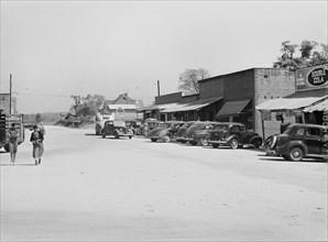 street scene, retail, stores, rural, historical,