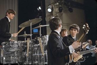 The Beatles, celebrities, entertainment, music, historical,
