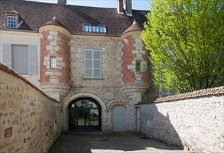 France, Ile de France, Essonne, Milly-la-Foret, musee, maison de Jean Cocteau, Mention obligatoire : CRT PIdF