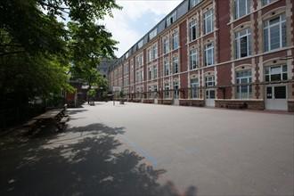 Lycée Lamartine, Paris