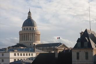 Le Dôme du Panthéon, Paris