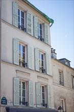 98 rue Lepic, Maison où vécut Louis Ferdinand Céline