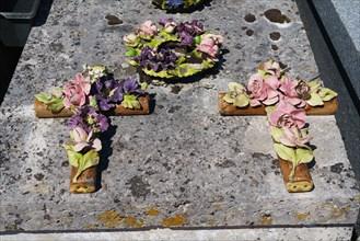Cimetière de Montfort l'Amaury, Yvelines