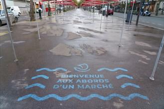 Paris, boulevard Edgar Quinet