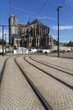 Cathedrale Saint-Julien, Le Mans