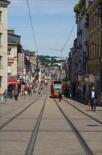 Centre ville du Mans